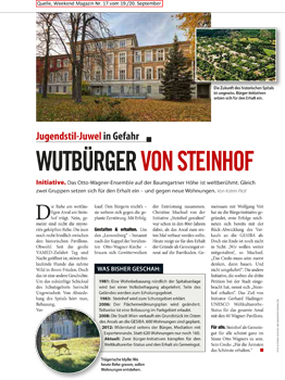 Weeken Magazin Nr. 17
